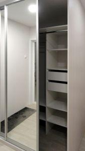 Шкафы-купе с зеркалом - фото - 32785