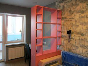 Розовая детская мебель - фото - 33067