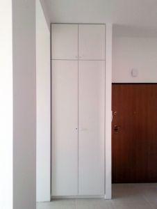 Распашные шкафы в прихожую - фото - 33297