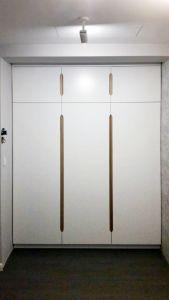Шкафы распашные - фото - 33314