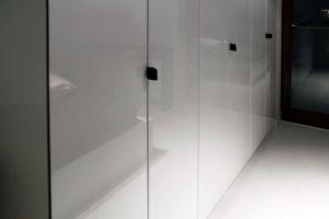 Шкафы распашные с лакобелем - фото - 33315