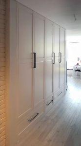 Классические распашные шкафы - фото - 33320