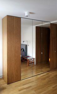 Распашные шкафы в гостиную - фото - 33322