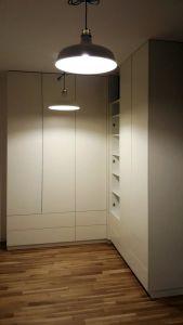 Распашные шкафы в прихожую - фото - 33323
