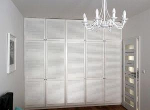 Классические распашные шкафы - фото - 33326