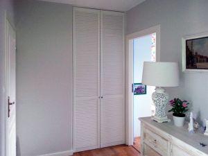 Классические распашные шкафы - фото - 33328