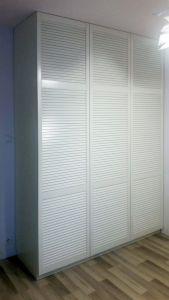 Распашные шкафы в прихожую - фото - 33331