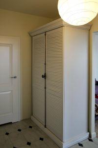 Распашные шкафы в прихожую - фото - 33334