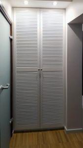 Распашные шкафы в прихожую - фото - 33335