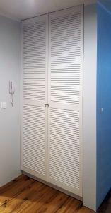 Распашные шкафы в прихожую - фото - 33338