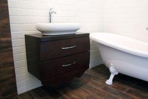 Классическая мебель для ванной - фото - 33540
