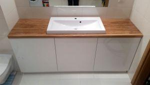 Недорогая мебель для ванной - фото - 33546