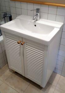 Классическая мебель для ванной - фото - 33551