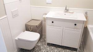 Классическая мебель для ванной - фото - 33552