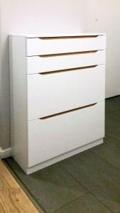 Белые комоды - фото - 33567