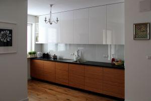 Кухни из шпонированного МДФ - фото - 33651
