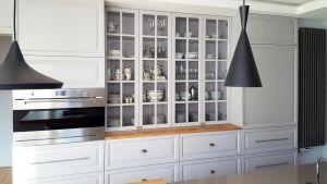 Кухни с барной стойкой - фото - 33654