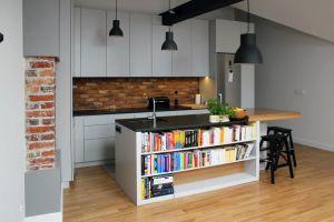 Серые кухни - фото - 33655