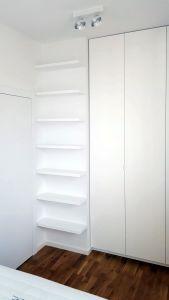 Белые полки - фото - 33680