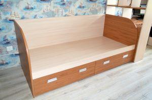 Детская мебель цвета венге - фото - 34025