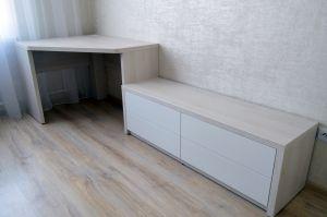 Бежевая и желтая мебель - фото - 34030
