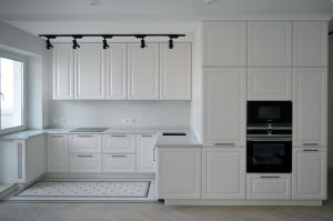 П-образные кухни - фото - 34039