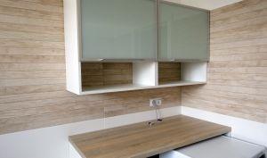 Мебель для ванной цвета венге - фото - 34057