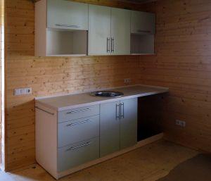 Кухни с фасадами из ДСП - фото - 34058