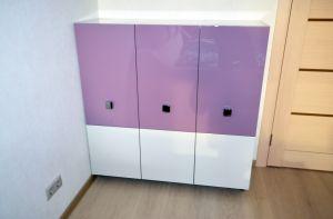 Фиолетовая и сиреневая мебель - фото - 34955
