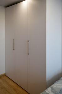 Корпусные распашные шкафы - фото - 35417