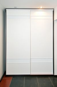 Белые шкафы-купе - фото - 35443