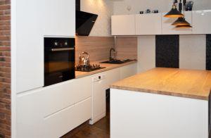 Белые кухни - фото - 35445