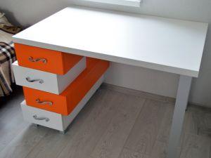 Оранжевая мебель - фото - 35455