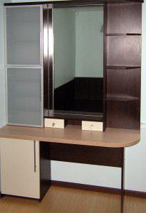Бежевые и желтые туалетные столики - фото - 5838