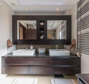 Шкафы навесные для ванной - 6380