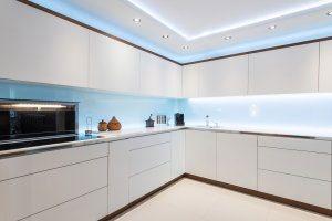 Современные кухни - фото - 6404