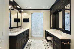 Классическая мебель для ванной - фото - 6419