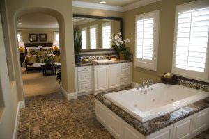 Классическая мебель для ванной - фото - 6423