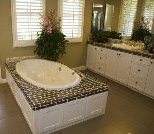 Мебель для ванной - 6425