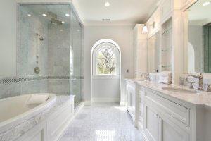 Классическая мебель для ванной - фото - 6426
