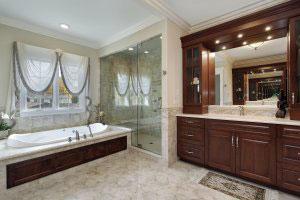 Классическая мебель для ванной - фото - 6431