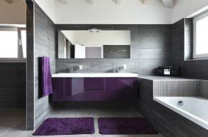 Фиолетовая и сиреневая мебель - фото - 6433