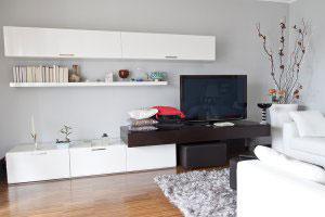 Горки, секции, мебельные стенки - фото - 6447