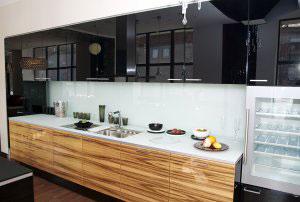 Кухни из шпонированного МДФ - фото - 6526