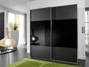 Черные шкафы-купе - фото - 9023