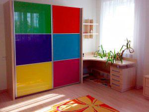 Шкафы-купе в детскую - фото - 9046