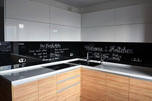Желтые и бежевые кухни - фото - 9148
