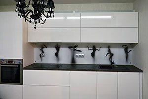 Недорогие кухни - 9150