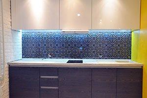 Кухни с фасадами из ДСП - фото - 9161