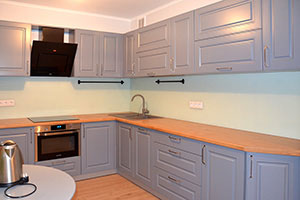 Фиолетовая и сиреневая мебель - фото - 9176